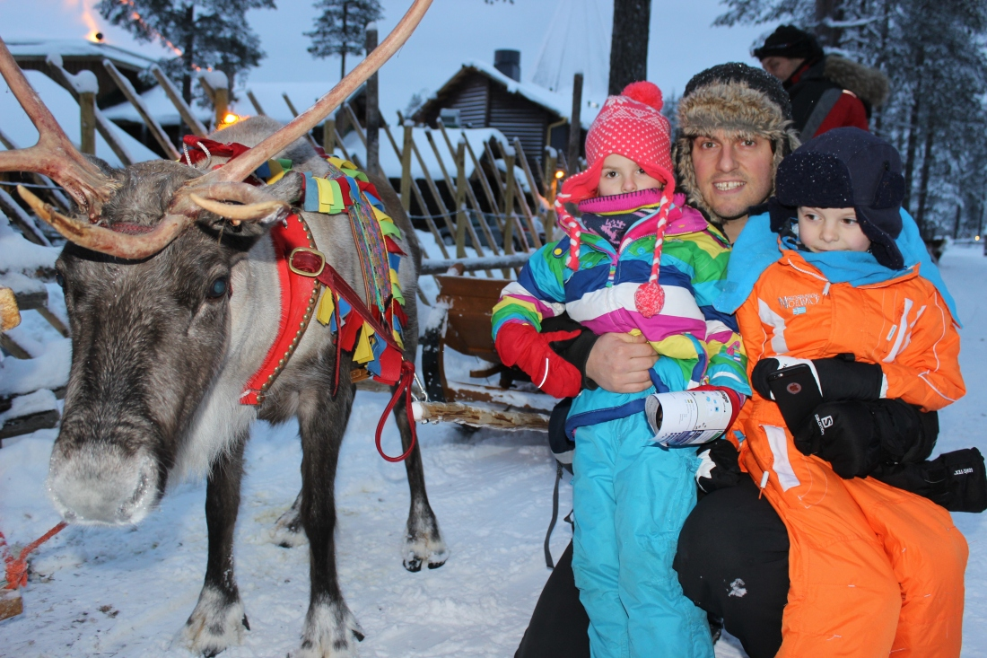 Santa Claus Village Lapland Blog
