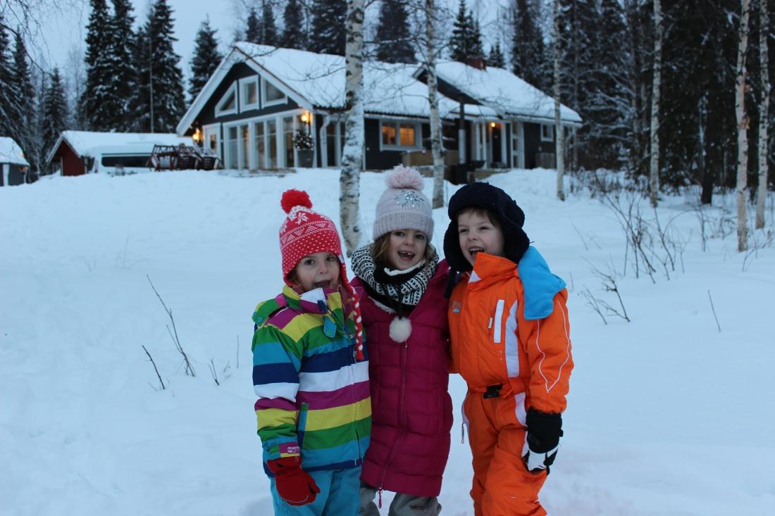 Lapland Budget Travel