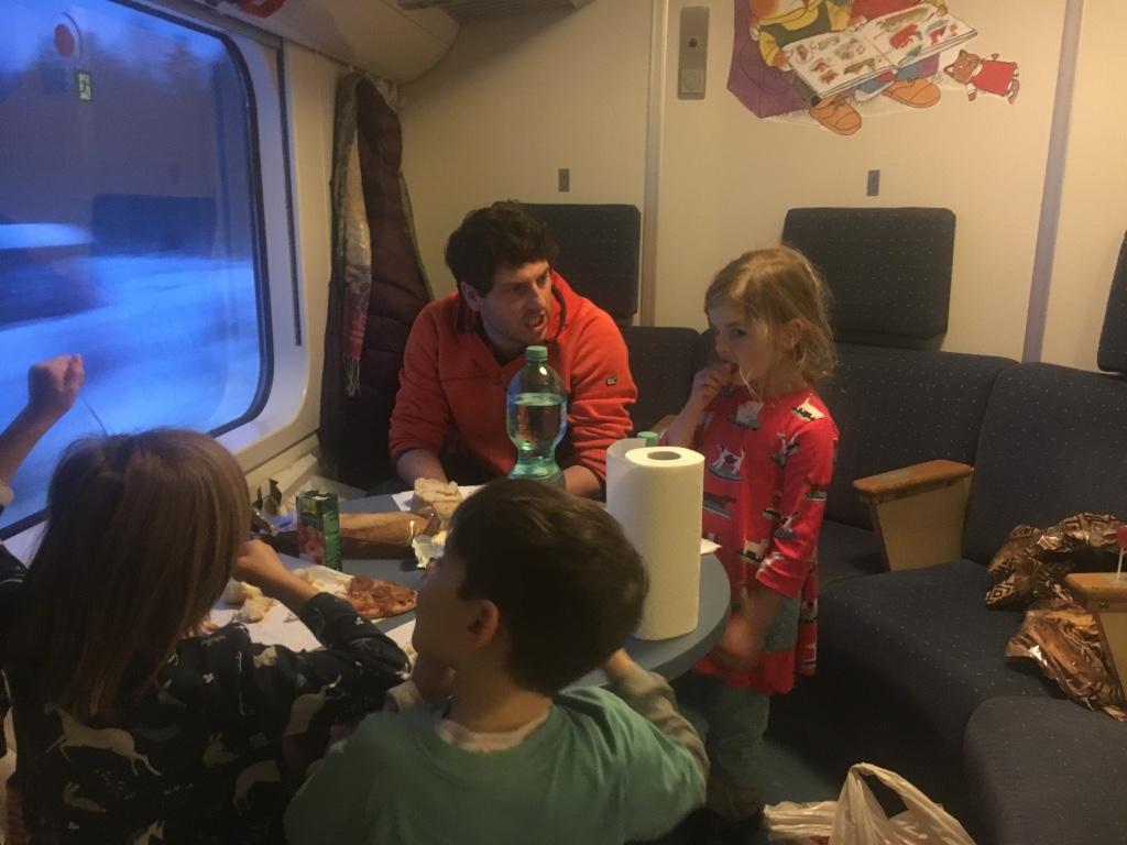 Lapland Budget: Rovanemi Train